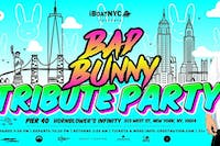 Latin Boat Party: The BAD BUNNY TRIBUTE Yacht Cruise NYC