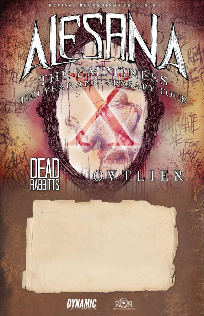 Alesana w/ Dead Rabbits at Harrisburg Midtown Arts Center