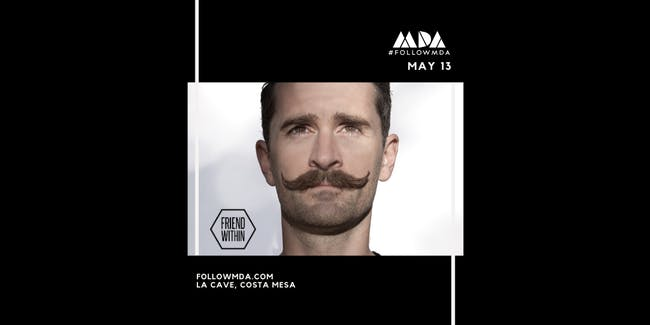 MDA Wednesdays w/ Friend Within (Toolroom, Defected)