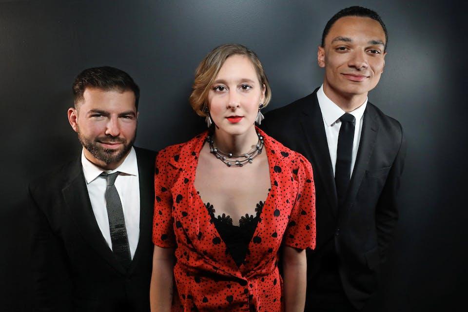Kelly Green Trio