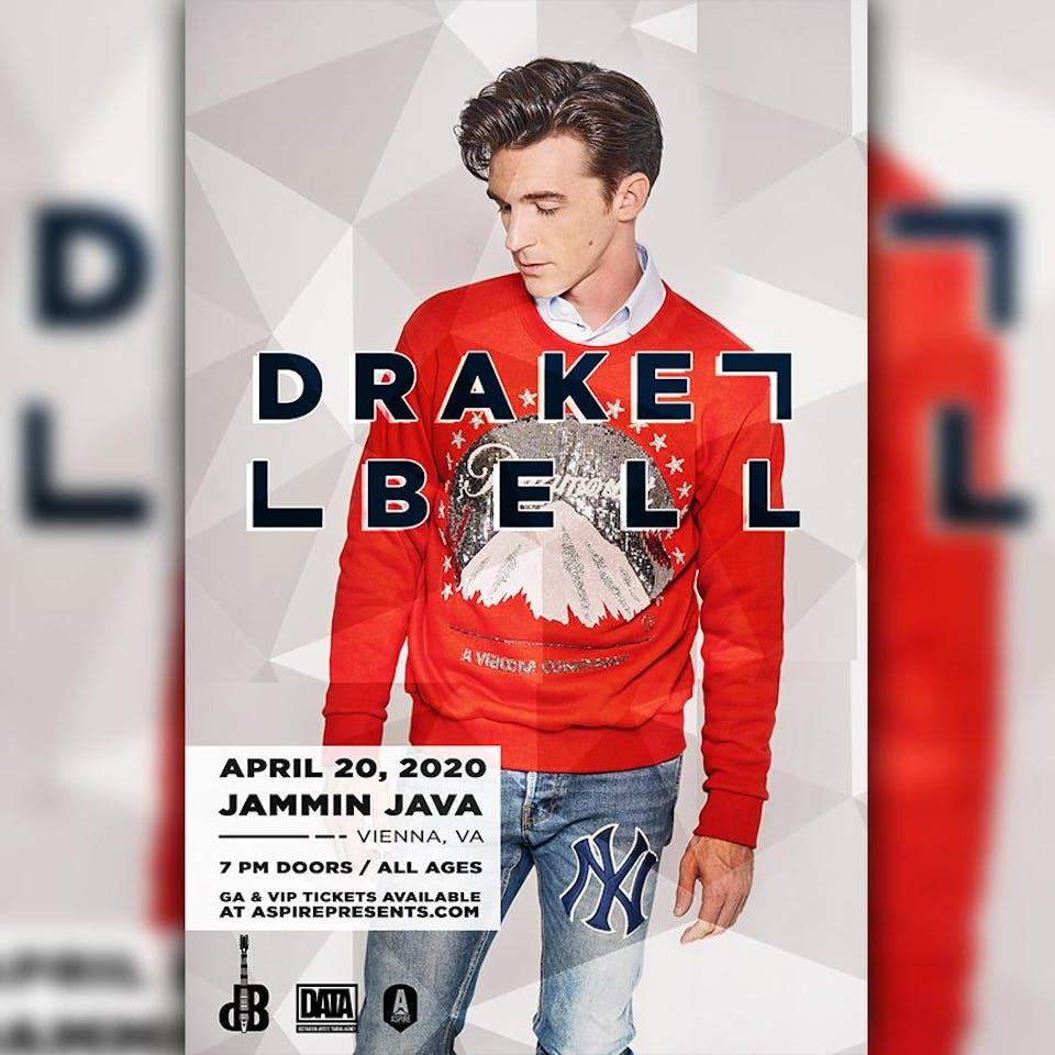 POSTPONED | Drake Bell