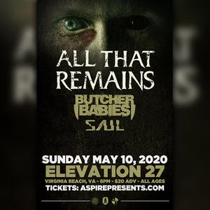 All That Remains, Butcher Babies