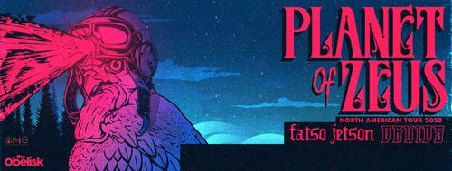 Planet of Zeus, Fatso Jetson, Druids