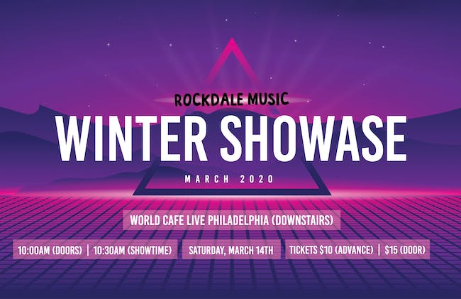 Rockdale 2020 Winter Showcase  {CANCELLED}