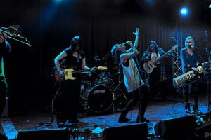 THE BLOOD MOON ORCHESTRA with Brianna Skye & The Dark Clouds, Stephanie...