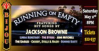 Running on Empty - A Tribute to Jackson Browne & The Laurel Canyon Sound