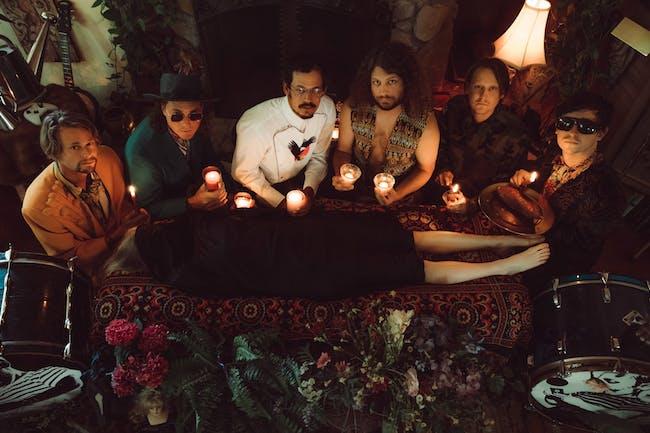 Zack Mexico, HHGOAT, Acrylic Gesso (Members of Toyzanne)