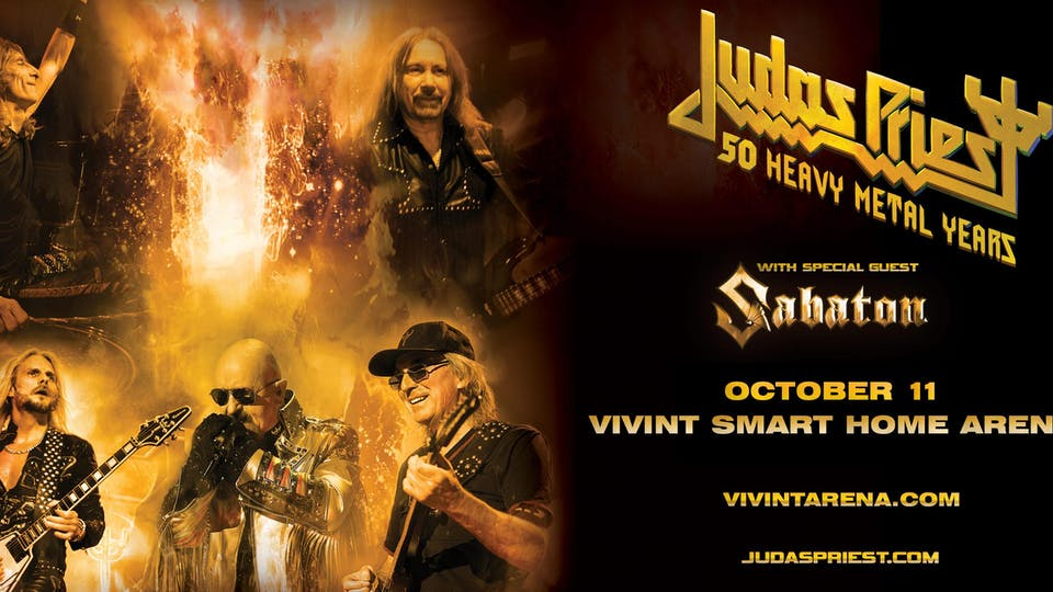 Judas Priest: 50 Heavy Metal Years