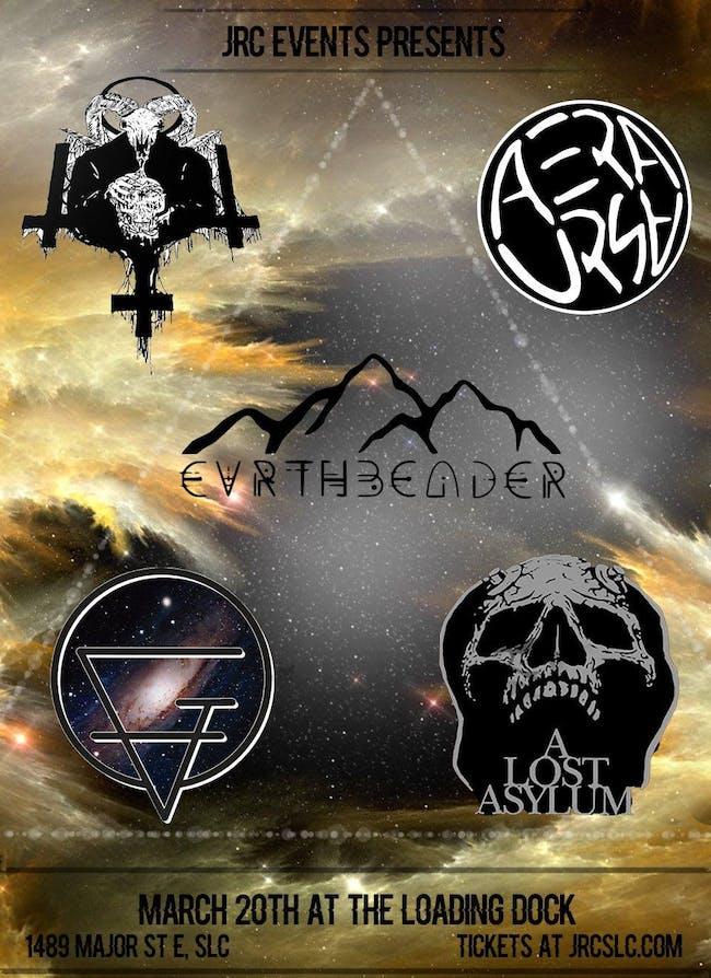 A Lost Asylum, Aera Ursa, Mummy, Earthbender, Acid Hologram