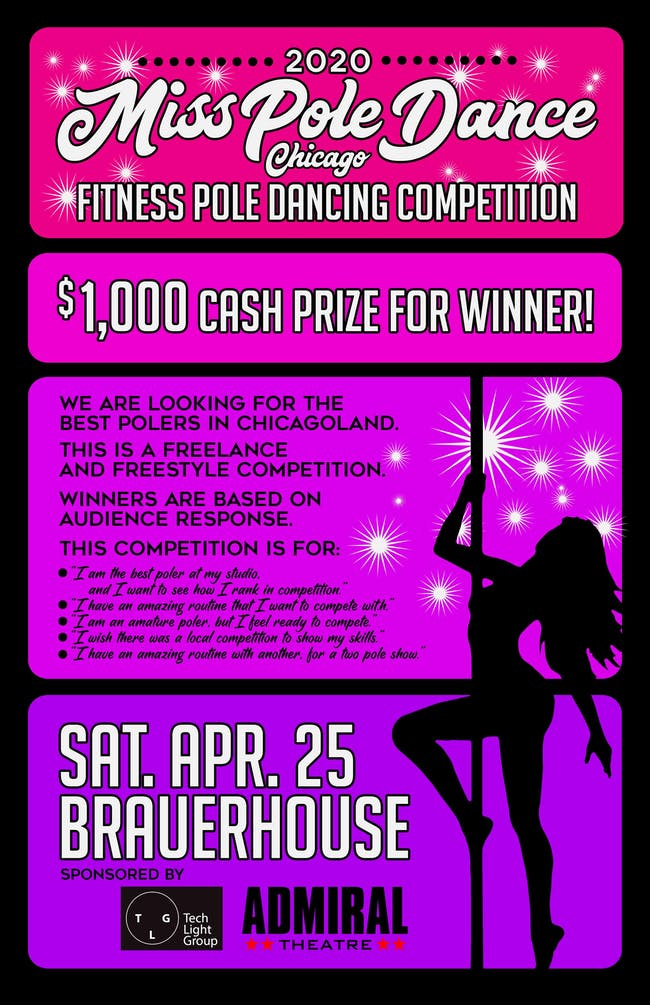 Miss Pole Dance Chicago