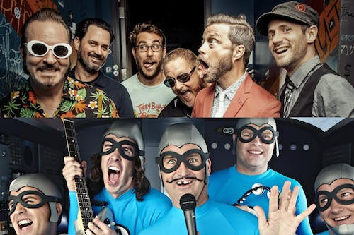 Reel Big Fish & The Aquabats!