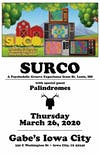 SURCO with The Palindromes