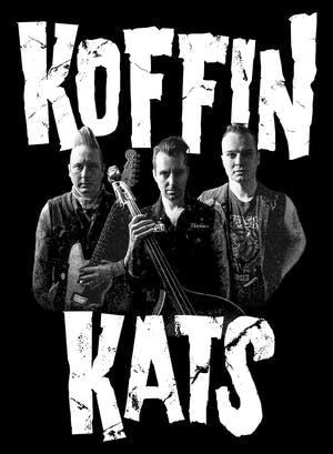 Koffin Kats with Call in Dead, Noxious Profit & 2AMATURE!