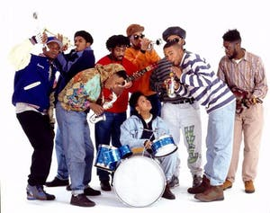 Native Tongues Night at Lil Indie's