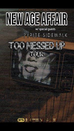 Pyrite Sidewalk / New Age Affair / One Way Sky