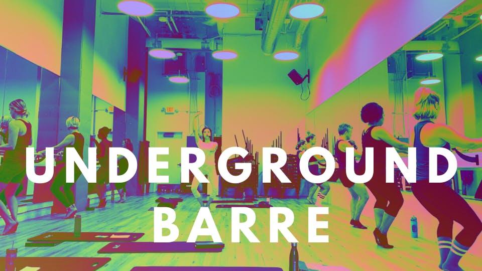 Underground Barre