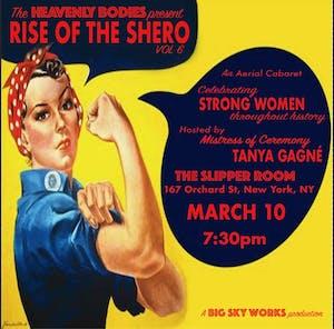 Rise of the Shero – Volume 6