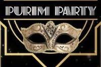 Gatsby's Purim Masquerade at The Jane