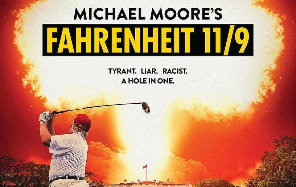 Manny's Movie Night: Fahrenheit 11/9