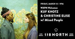 *CANCELED * - Kuf Knotz & Christine Elise
