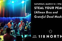 Steal Your Peach (Allman Bros and Grateful Dead mashup)
