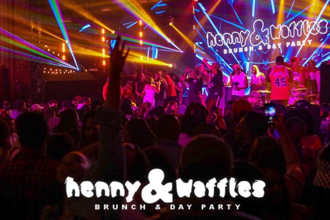 Henny&Waffles Brunch And Day Party