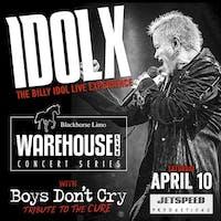IDOL X (THE BILLY IDOL LIVE EXPERIENCE)
