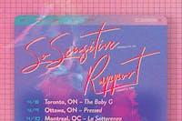 So Sensitive, Rapport, sweetcreem,  Helenor,