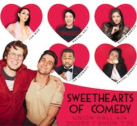 Sweethearts of Comedy Hosted by Drew Anderson and Tim Platt