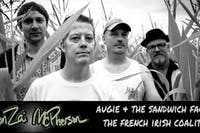 """FLASHBACK TO 2005"" BONZAI McPHERSON / AUGIE and the SANDWICH FACTORY"