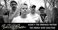 """""""FLASHBACK TO 2005"""" BONZAI McPHERSON / AUGIE and the SANDWICH FACTORY"""
