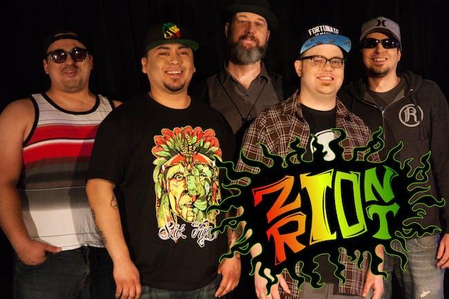 Zion Riot & Johnny Utah