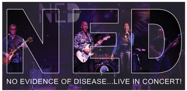 Be Loud! Sophie Foundation Benefit with N.E.D. - No Evidence of Disease