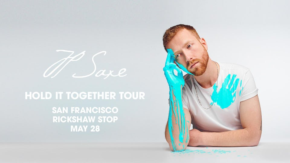 JP SAXE: Hold It Together Tour