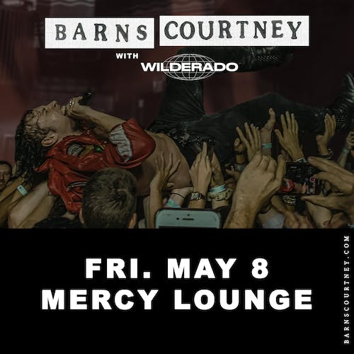 Barns Courtney w/ Wilderado