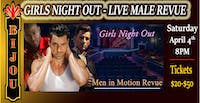 Girls Night Out - Live Male Revue