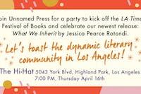 LA Times Festival of Books Kick Off
