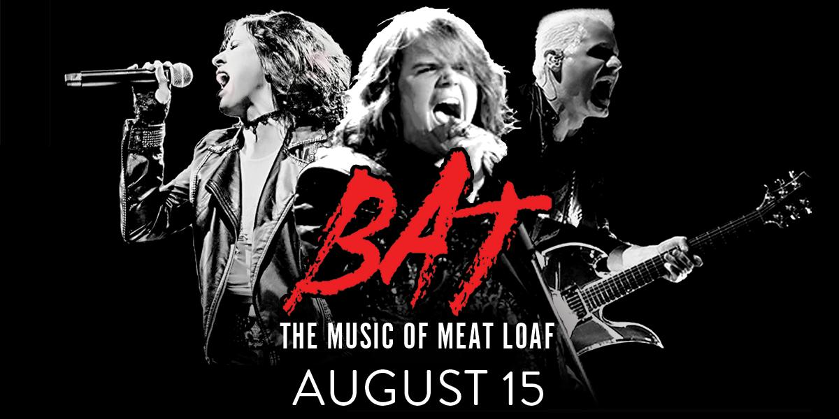 Meat Loaf Presents: BAT featuring The Neverland Express + Caleb Johnson