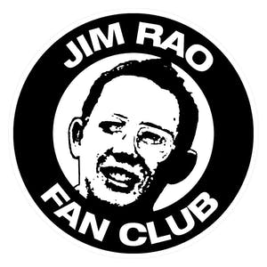 Jim Rao Fanclub - The Grim, Skidmarks, Social Spit, etc.