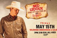 Ned Ledoux Reserved Tables