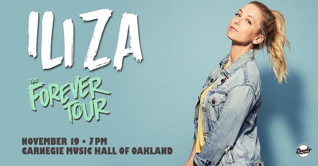 Iliza: The Forever Tour