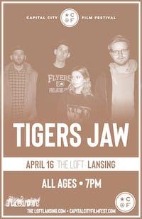 Tigers Jaw | 4/16 at The Loft