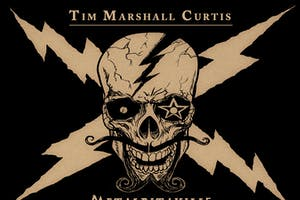 Tim Marshall Curtis & The Super-Secret Weapon