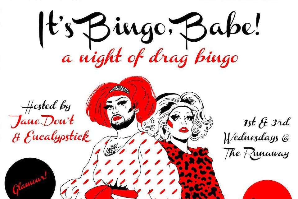 It's Bingo Babe! - A Night of Drag Bingo