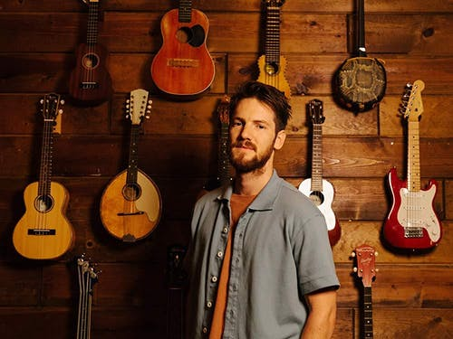 Blake Mills @ Clock-Out Lounge