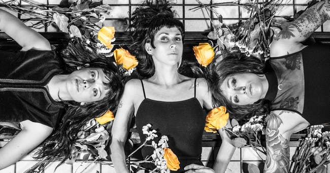 The Coathangers- RESCHEDULED -Outer Limits