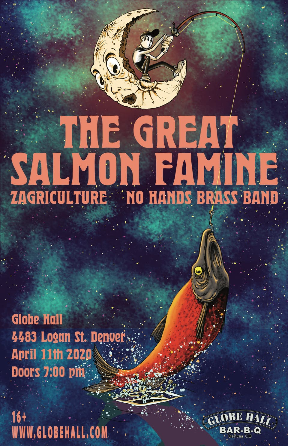 The Great Salmon Famine
