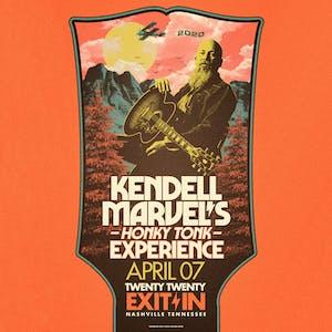 Kendell Marvel's Honky Tonk Experience
