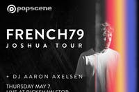 FRENCH79 with support tba