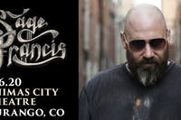CANCELLED Sage Francis w/s/g Diabolical Sound Platoon
